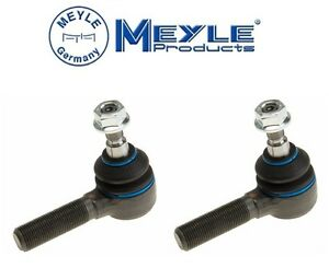 2 Meyle Front Steering Outer Tie Rod Ends Set Kit For Land Range Rover Discovery