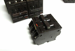 Wadsworth Type C Circuit Breaker 3p 30a Yi 924