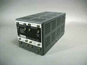 Lambda Electronics Lcs cc 28 Regulated Power Supply Used