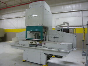 Ameriplas 175 Ton Vertical Injection Molding Machine Epco 9758 Used 65701
