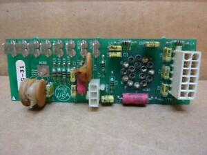 Miller Equipment Circuit Board 179 741 Used 28023
