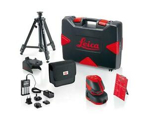 Leica Lino L2p5 Point And Cross Line Laser L2p5 Laser 820685 Professional Kit