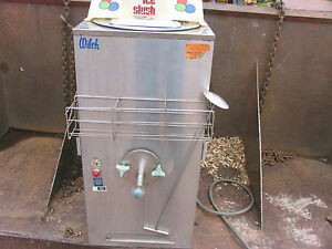 Wilch Ice Slush Machine 35 0 Countertop