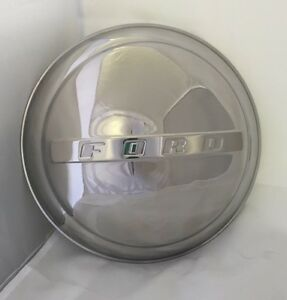 New 1940 1956 Ford Passenger Car Truck Dog Dish Center Grease Poverty Cap