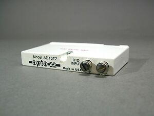 Opto 22 Ad10t2 Analog Input Converter 100 Ohm Rtd Free Shipping New