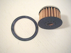 Brand New Ac Style Glass Bowl Replacement Fuel Gas Filter Element With Gasket