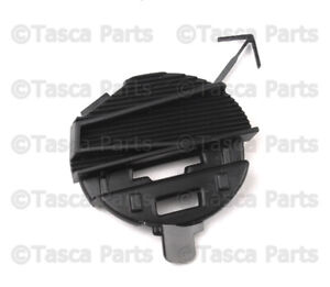 Brand New Oem Front Bumper Towing Hook Cover 2 5l 2010 11 Mazda 3 Bbn2 50 A12b