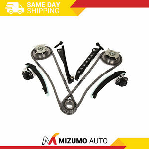Timing Chain Kit Cam Phaser Fit 04 10 Ford F150 F250 Lincoln 5 4 Triton 3 valve