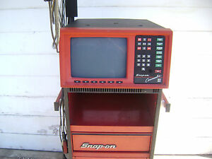 Snap On Mt3000 Counselor Ii Digital Diagnostics Scope Accessories Manual