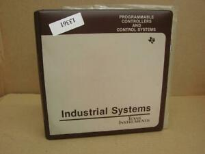 Texas Instruments User Manual Man361 Used 13361