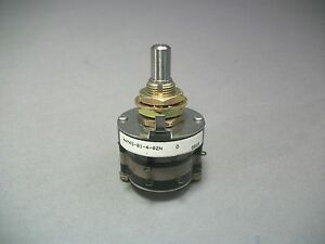 Grayhill 44m45 01 4 02n Multi deck Rotary Switch New