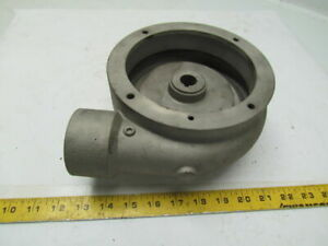 Ak27026e Stainless Steel Centrifugal Pump Housing 4 1 2 Impeller 1 1 2 npt