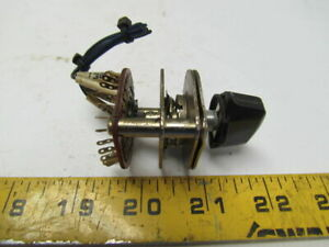 4 Position Rotary Slector Switch From Hyundia Hit 15s Lathe