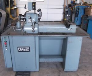 Feeler Ultra Precision Second Operation Lathe 5 c Spindle Hardinge Dv59 Copy
