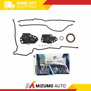 Timing Cover Gasket Fit 04 14 Ford F150 F250 F350 Lincoln 5 4 Triton 3 valve