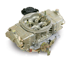 Holley 0 80529 1 750hp Vacuum Secondary Factory Refurbished Carburetor