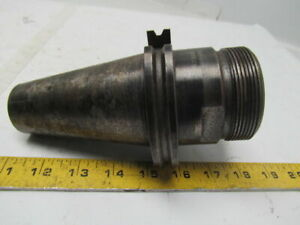 Erickson C125339 Cat 50 Collet Chuck Tool Holder 4 Proj No Nut