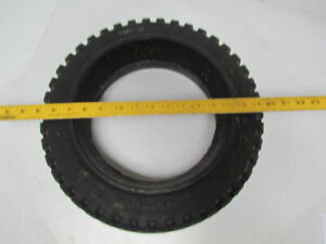 Us Industrial 16 x4 1 2 x10 1 2 Solid Rubber Traction Demountable Forklift Tire