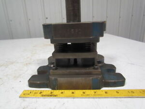 2 Post Punch Press Die Set Die Shoe 5 dx4 1 2 w