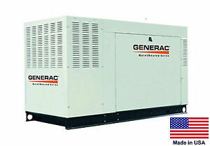 Standby Generator Generac 36 Kw 120 240v 1 Phase Natural Gas