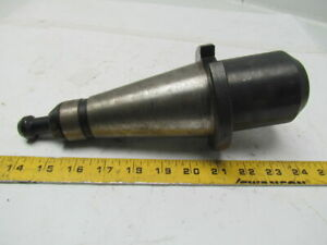 Cat 50 Weldon Style End Mill Tool Holder 1 1 4 Bore 3 1 2 Projection Length