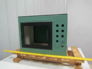 Operator Interface Cabinet Enclosure W 2711 nr7t Adapter For Panelview