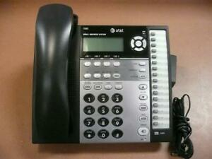 At t 1080 4 Line Lcd Display Corded Speaker Phone W caller Id does Include Pow