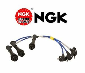 High Performance Superior Resistor Spark Plug Ignition Wire Set Te79 6404