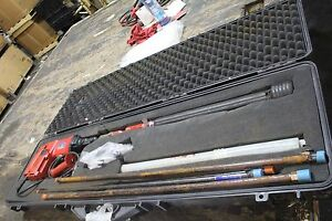 Milwaukee Rotary Hammer 1 1 2 Eagle Soil Gas Equipment Soil Tester With Case