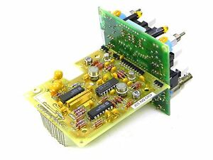Agilent Hp Keysight 05315 60100 Input amplifier Board Assembly For 5315a