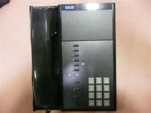 Rolm 600 Rp612 66107b Black 12 Button Standard Phone