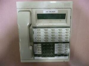 Rolm 400 Rp400 64000a Ash Display Speaker Phone