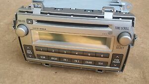 2011 2014 Toyota Matrix Radio Cd Player Stereo Factory Oem