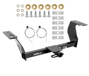 Trailer Tow Hitch For 14 18 Subaru Forester All Styles 1 1 4 Towing Receiver