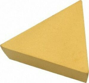 Cobra Carbide Tpg 322 Coated Cm14 Carbide Turning Triangle Insert Pack Of10 Tpgn