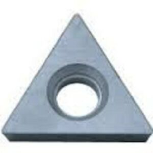 Cobra Carbide Tpgb 322 Uncoated C520 Triangle Positive Turning Insert Pack Of10