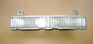 77 1977 Buick Regal Right Turn Signal Lens Part Guide 4a Inventory Might