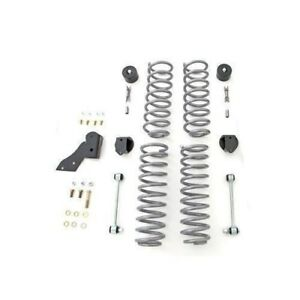 Rubicon Express 2 5 Standard Lift Kit 07 17 4 Door Jeep Jk Wrangler Re7141