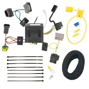 Trailer Wiring Harness Kit For 11 18 Dodge Journey W led Taillights Plug