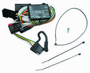 Trailer Wiring Harness Kit For 96 00 Chrysler Town Country 98 03 Dodge Durango