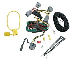 Trailer Wiring Harness Kit For 94 98 Jeep Grand Cherokee Zj All Styles T One New