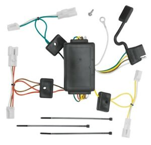 Trailer Wiring Harness Kit For 03 08 Pontiac Vibe All Styles Plug Play T one