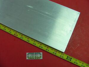 3 4 X 6 Aluminum 6061 Flat Bar 23 Long T6511 Solid Plate New Mill Stock 75