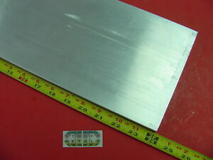 3 4 X 6 Aluminum 6061 Flat Bar 24 Long T6511 Solid Plate New Mill Stock 75