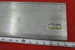 1 X 6 Aluminum 6061 Flat Bar 18 Long T6511 Solid Plate Mill Stock 1 0 x 6 0