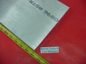 1 x 8 x 21 Aluminum 6061 Flat Bar T6511 Solid 1 000 New Plate Mill Stock