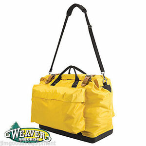 Lineman Doctor Style Tool Bag Hard Plastic Bottom Protect Contents From Mud