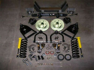 1935 1940 Ford Car Truck Mustang Ii Complete Front End Suspension Ifs Power