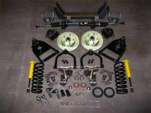 1947 1954 Chevy Pickup Truck Mustang Ii Complete Front End Suspension Ifs Power