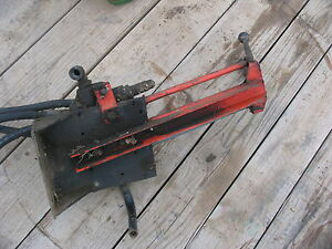 Hydraulic Spool Valve Controls Remote Ih Farmall Ford Case John Deere